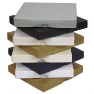 5x5 inch Pearlescent Greeting Card Boxes, Invite, Wedding, Gift Box